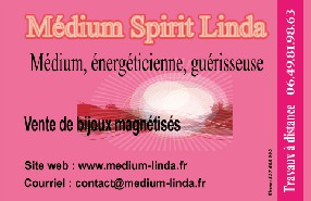 Medium Spirit Linda Mauguio