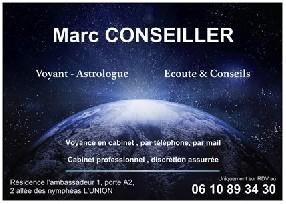 MARC CONSEILLER L'Union