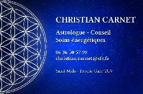 Christian Carnet Saint Malo