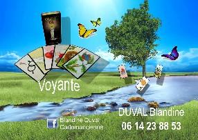 logo Blandine Duval