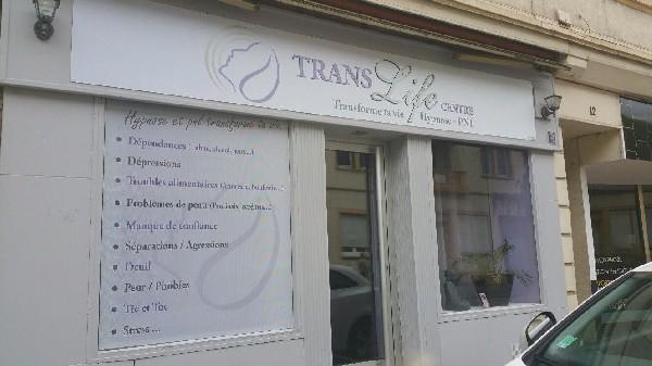 Mon cabinet au 12 rue des Romain a Amneville