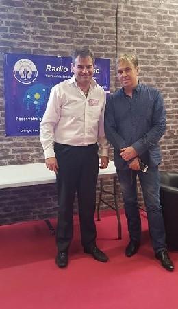 salon de la voyance de Aubagne 2017 avec mon ami Claude Alexis