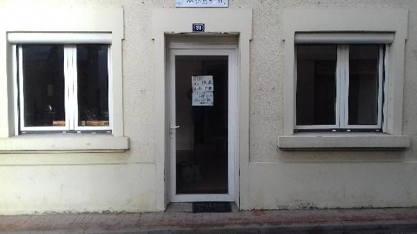 La devanture du cabinet de Bien Être au 31 rue de la république 38690 Le Grand Lemps