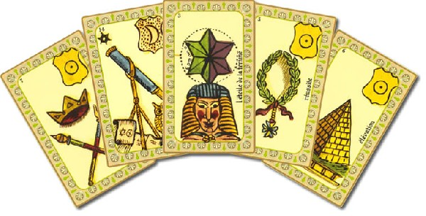 J'aime également utiliser l'oracle de Belline très précieux dans mes prédictions.