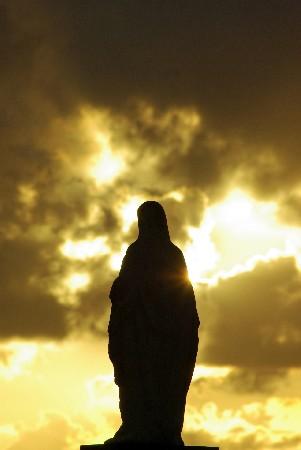 La vierge Marie, energie bénéfique